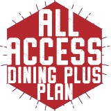 All Access Dining Plus Plan